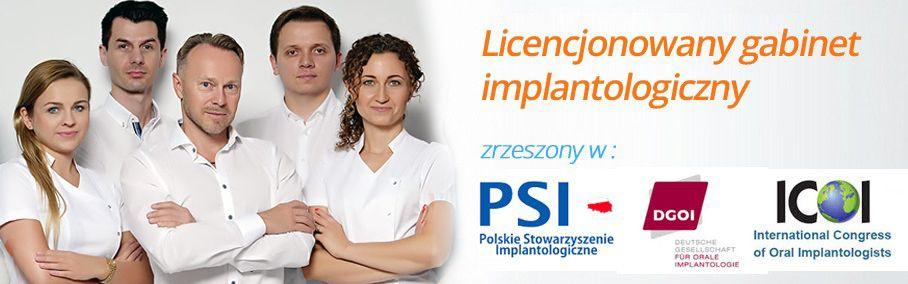 gabinet implantologiczny Szczecin